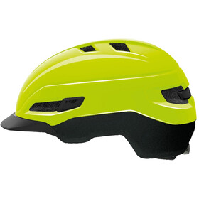 MET Grancorso Casco, glossy safety yellow